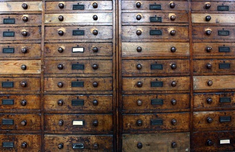 737805-old-archive-drawers-cabinet